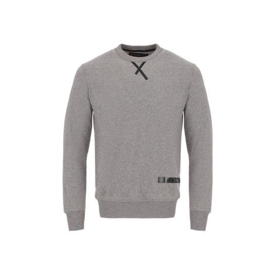 155 Melange Grey